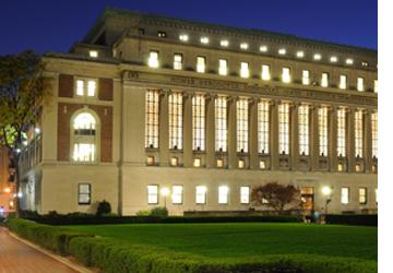 Columbia dissertation deposit