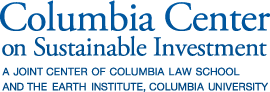 link to Columbia Center on Sustainable Investment site