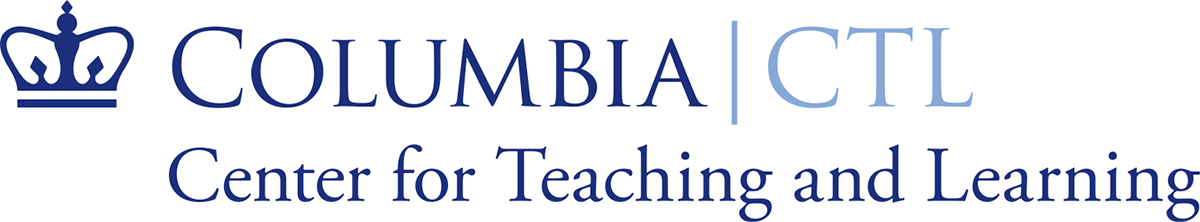 link to Center for Teaching and Learning site