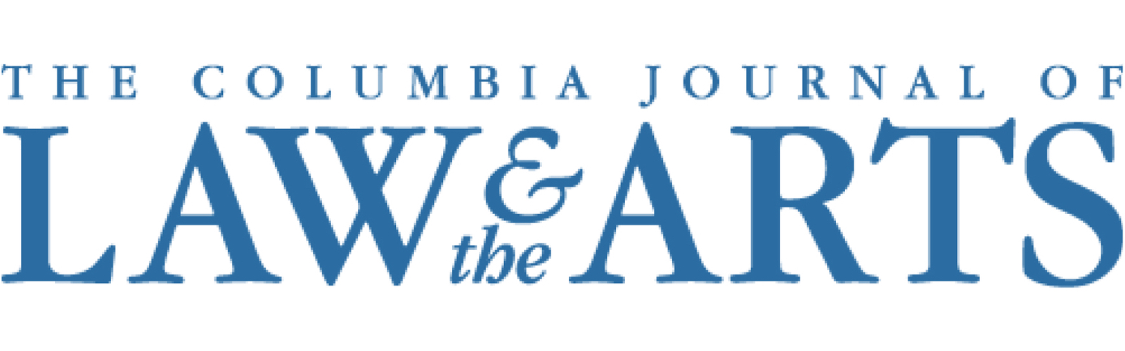 link to Columbia Journal of Law & the Arts site