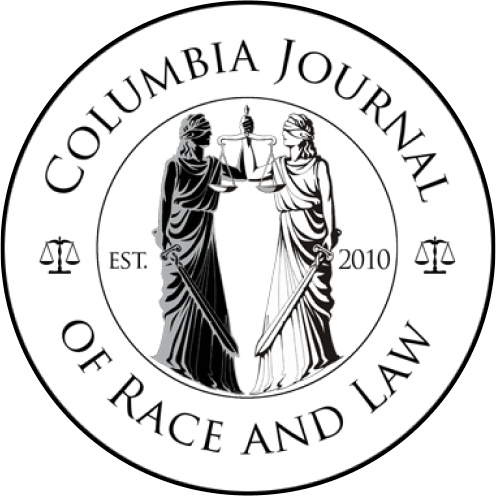 link to Columbia Journal of Race and Law site