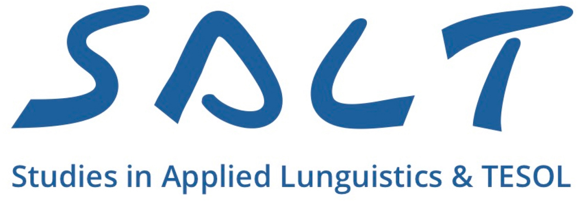 link to Studies in Applied Linguistics & TESOL site