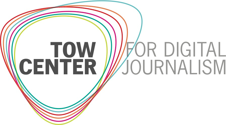 link to Tow Center for Digital Journalism site